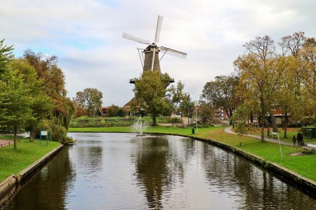 Leiden, The Netherlands, Europe - alternatives to Amsterdam
