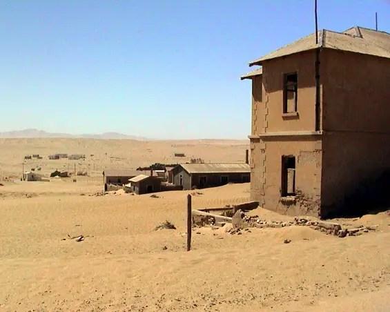 Kolmanskop, Namibia
