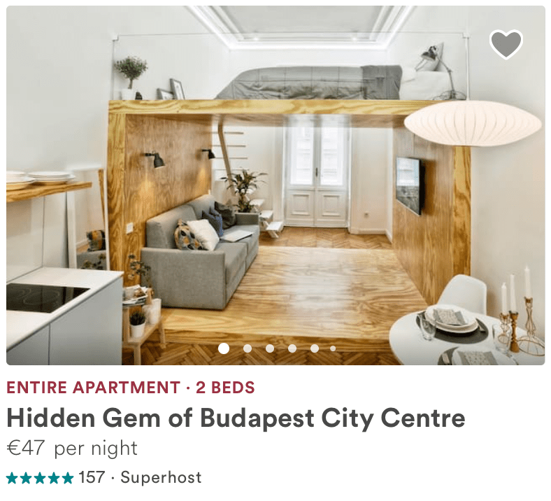 Best AirBnB Listing Names