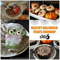 Don't Be Tricked, Try Some Fun and Healthy Halloween Treats