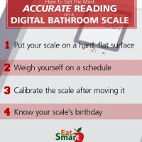 How to Get the Most Accurate Reading on a Digital Bathroom Scale