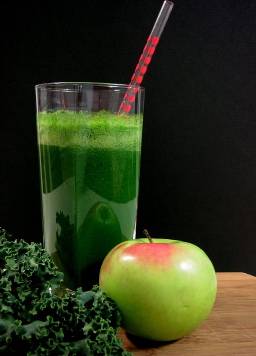 Green Apple Kale Juice