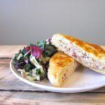 Fried Tuna Melt Pocket Sandwiches | eatsomethingdelicious.com