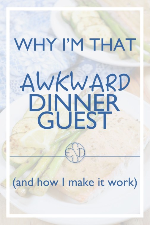 How I personally choose to manage my gluten intolerance during social situations, eating out, and traveling without stepping on anybody's toes! | eatsomethingdelicious.com
