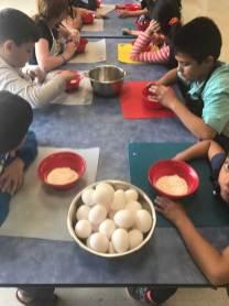 April 2018 Cooking Class