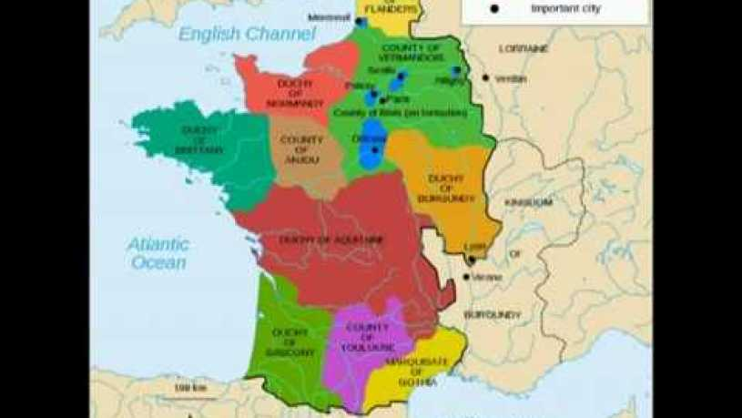 Kingdom of France (987-1223): the making of the Capetian monarchy