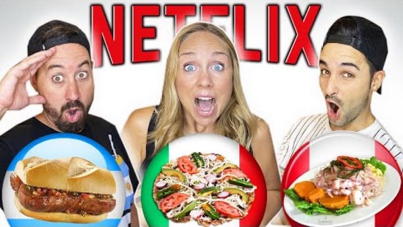 Street Food Netflix London