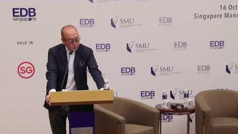 Enterprise & Entrepreneur Series Part 6: Entrepreneurship - Singapore & Beyond