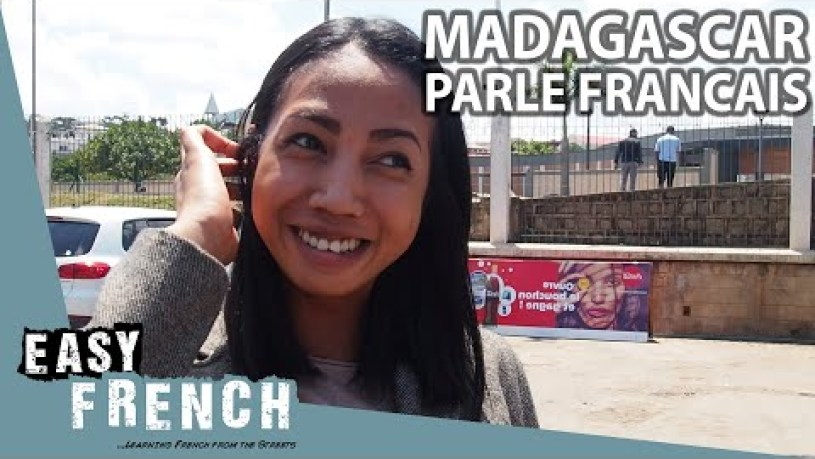 How French is spoken in Madagascar | Easy French 92