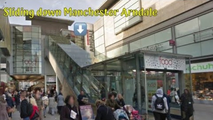 Street Food Manchester Arndale