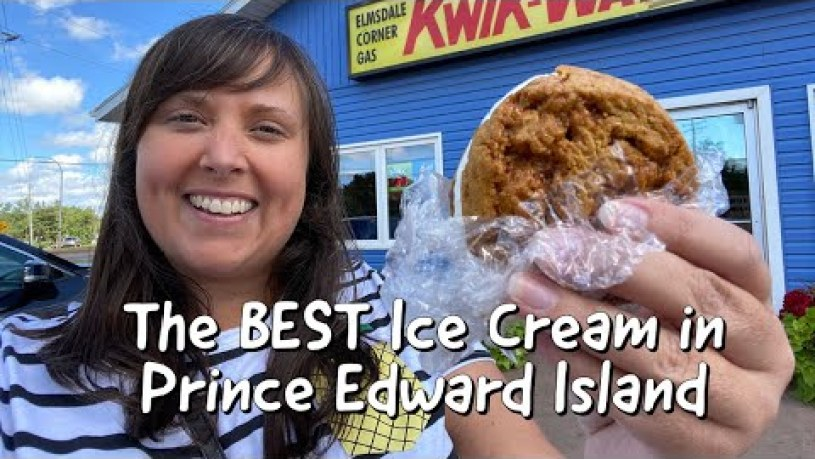 The Best Ice Cream in Prince Edward Island
