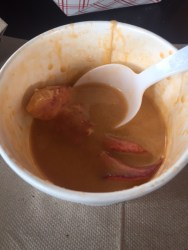 Yankee Lobster Co - Lobster Bisque (2)