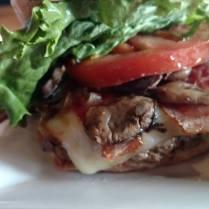Shromin' Burger 2