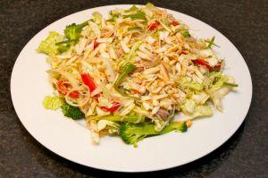 Asian-Inspired Noodle Salad