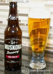 Mad Tom (IPA), Muskoka Brewery