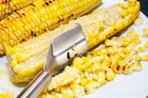 Corn Zipper in Action