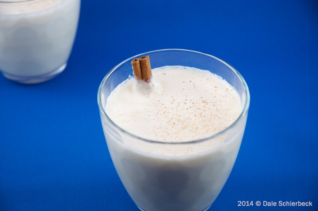 Canadian Whisky Eggnog