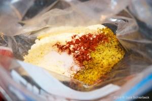 Lemon Pepper Wing Seasonings