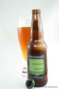 Granville Island Brewing Brockton IPA (back)