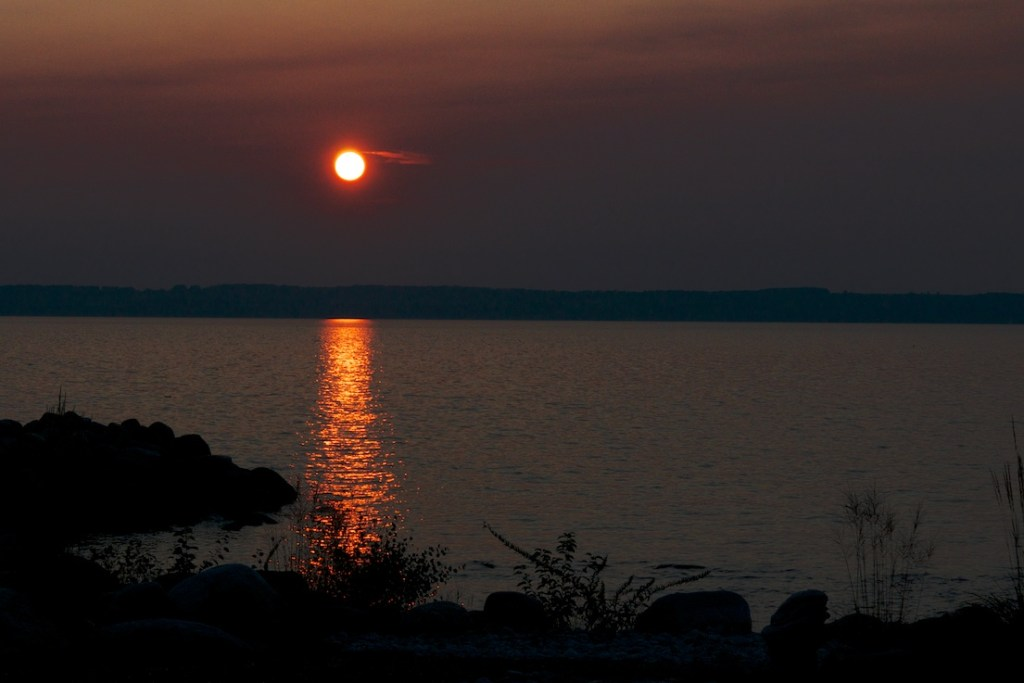 Time Sunset