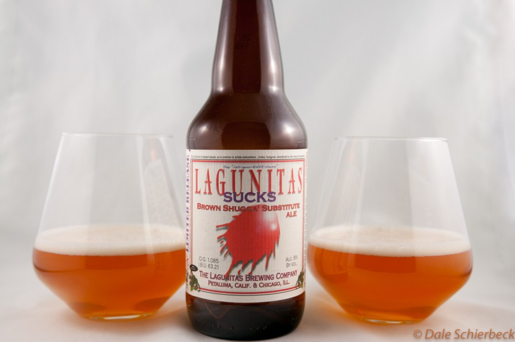 Lagunitas Sucks | (Brown Shugga Substitute Ale) | Lagunitas Brewing