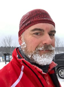 Beard After Ski