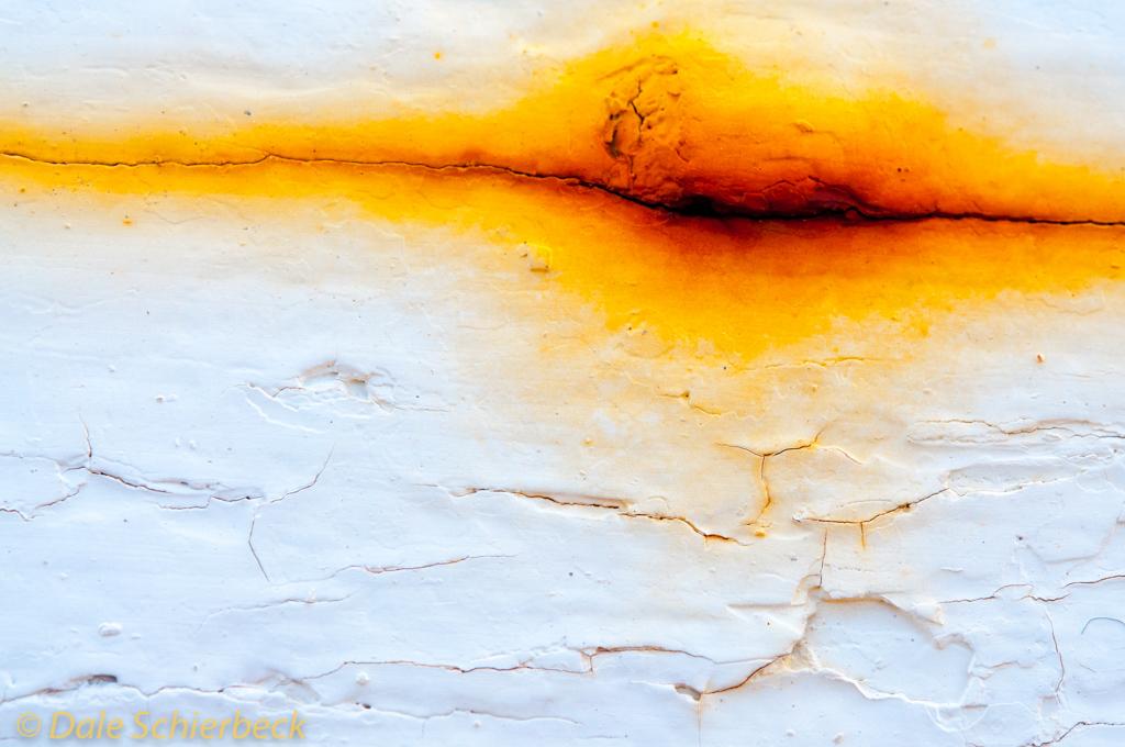 Sunset In Ship's Cracks