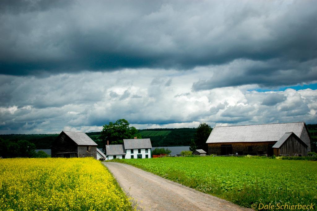 Georgic Landscape