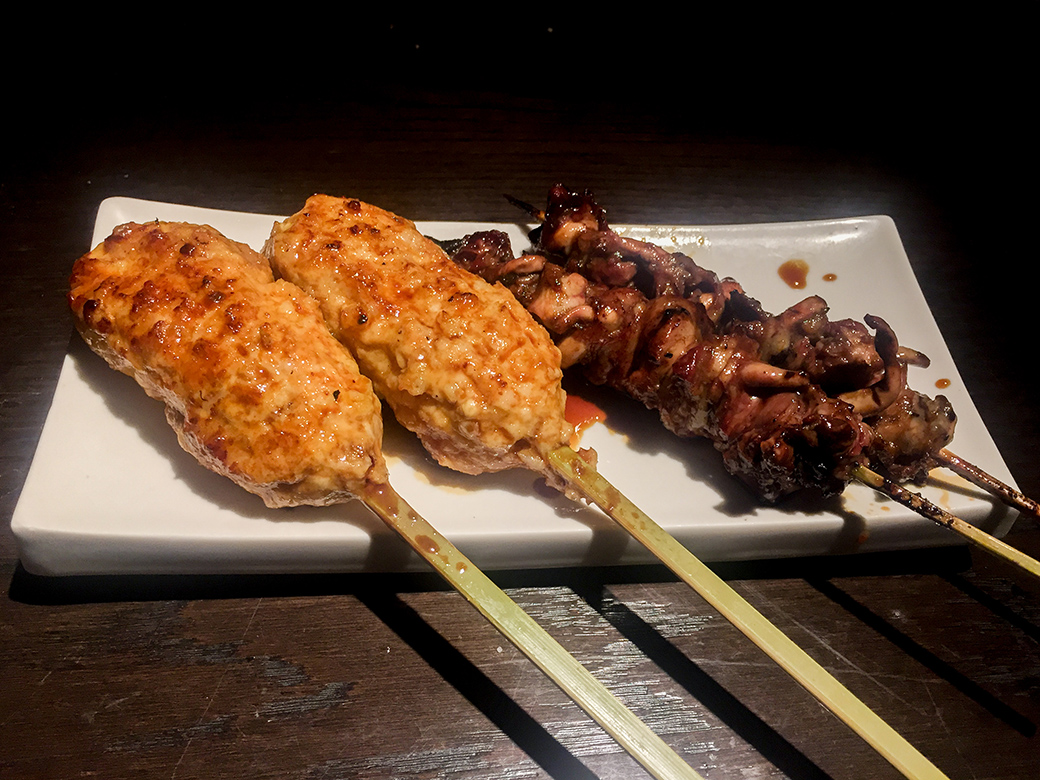 Tokyo Yakitori: More Than Meat On A Stick