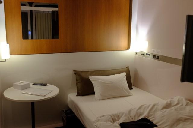 pod hotels in japan