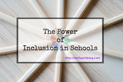 Importance of Inclusion in Schools