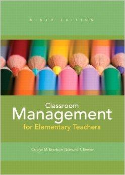 Classroom Management Elementary Teachers