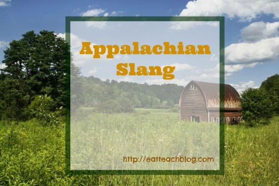 Appalachian Words and Phrases