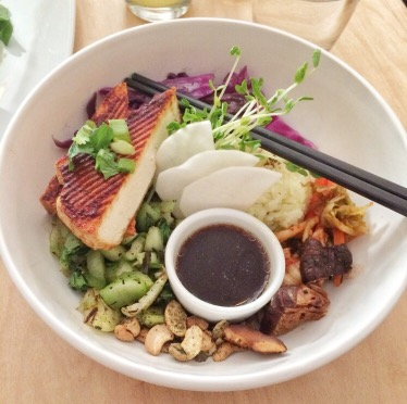 Plant: Tofu Bimbimbap