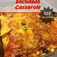 Weight Watchers Enchilada Casserole