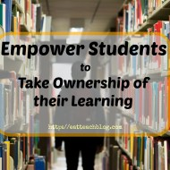 How to Teach Kids Responsibility and Ownership Over their Learning