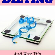 My History of Dieting and Why It Never Worked