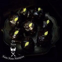 "Halloween Recipe: Deep Fried Donut Hole ""Oubliettes"""