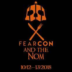 The Necro Nomnomnomicon will be at Fear Con this year!