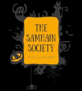 Proud member of the Samhain Society