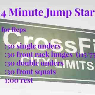 14 Minute Jump Start