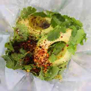 Spicy Avocado Lime Sauce