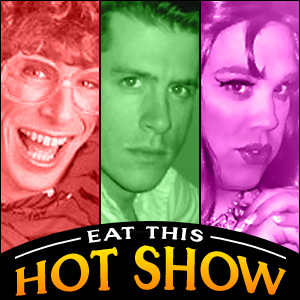 eat this hot show with madge weinstein ragan fox and wanda wisdom