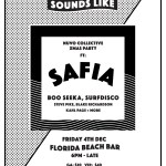 Sounds Like Have Announced the Launch of A New Central Coast-based Indie-Electronic Club (Featuring SAFIA)