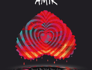 AMiR returns with energetic pop anthem 'Drench Me With Your Lust'