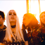 Inheaven release a new taste of their forthcoming debut album with 'World on Fire'