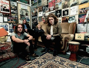 Will Drummond from British India on the release of their sixth studio album 'Forgetting the Future', forthcoming 16-show tour dates, creating music and more