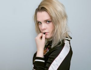 """Hanne Leland pays homage to those people who get lost at sea in her powerful synth pop ballad """"It's Your Eyes I See"""""""