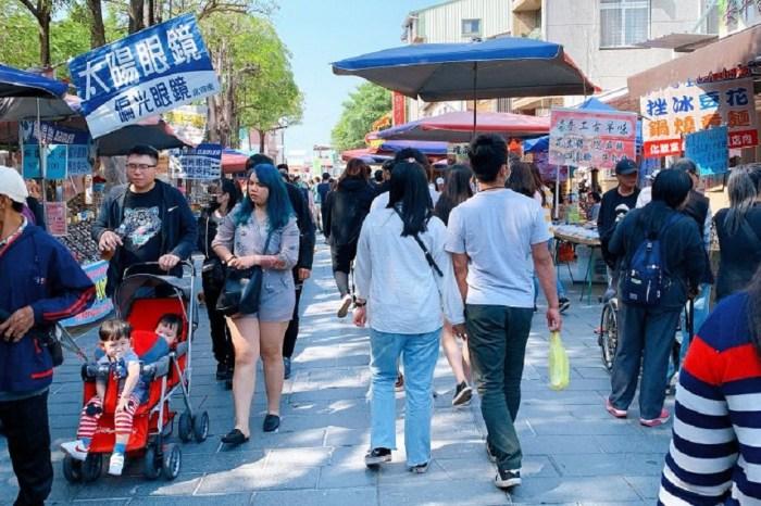 安平老街(延平老街)|府城觀光的重要指標,老街裡吃喝玩樂通通有,更可以感受濃濃老街文化!