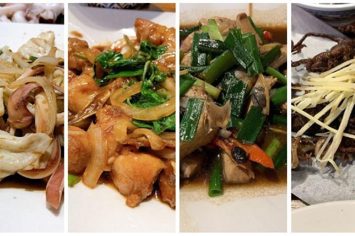 富食店|海安路商圈,古早味午晚餐宵夜美食,食在好料理!